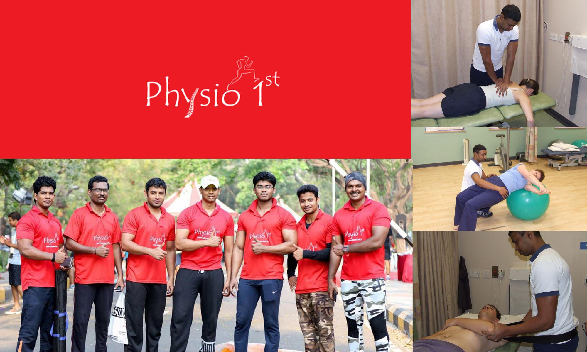 physio 1st - physiotherapy clinic